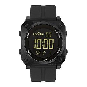 Relógio Condor Masculino  Preto Digital COFO018AB2C