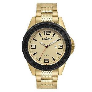 Relógio Condor Masculino Dourado CO2115KVO4X