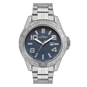Relógio Condor Masculino Prata CO2115KUR3A