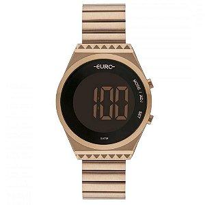 Relógio Euro Feminino  Rose Digital EUBJT016AB4J