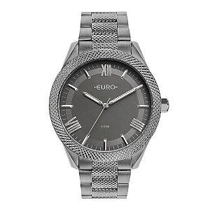 Relógio Euro Feminino Classic Preto Analógico EU2035YSB4F