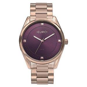 Relógio Euro Feminino Dourado EU2036YOD4N