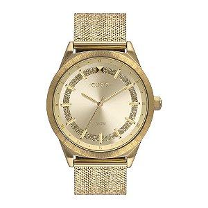 Relógio Euro Feminino Dourado EU2036YPV4D