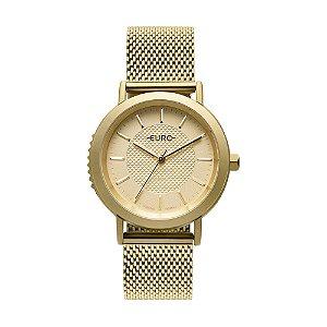 Relógio Euro Feminino Dourado EU2036YPY4D