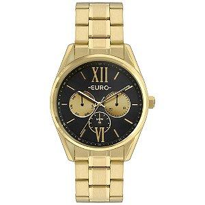Relógio Euro Feminino Dourado EU6P79AD4P