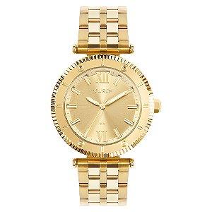 Relógio Euro Feminino DouradoEU2035YSJ4D
