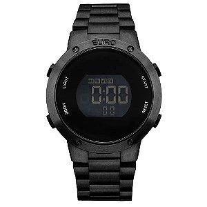 Relógio Euro Feminino Fashion Fit Preto Digital EUBJ3279AB4P