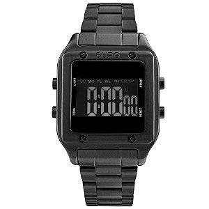 Relógio Euro Feminino Fashion Fit Preto Digital EUG2510AC4P