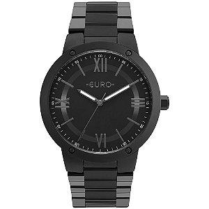 Relógio Euro Feminino Preto EU2035YMV4P