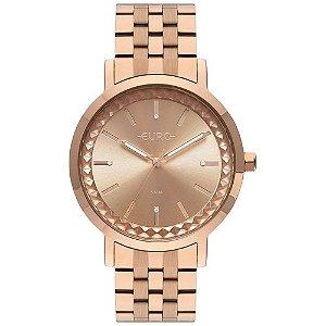 Relógio Euro Feminino Rose EU2036YOR4T