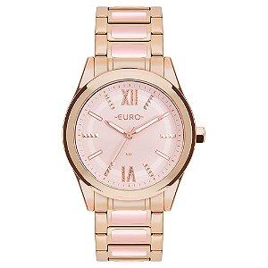 Relógio Euro Feminino Rose EU2036YQM4T