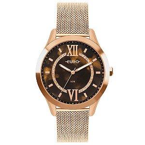 Relógio Euro Feminino Rose EU2036YQX4M