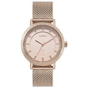 Relógio Euro Feminino Rose EU2039JN4J
