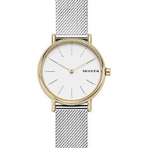 Relógio Skagen Feminino Elegant Prata Analógico SKW27291KN