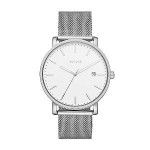 Relógio Skagen Masculino  Prata Analógico SKW62811KN