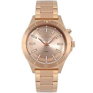 Relógio Technos Feminino Classic Marrom Analógico Y121E3AD1T