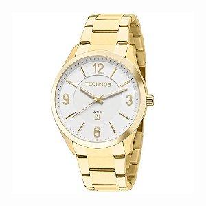 Relógio Technos Masculino  Dourado Analógico 2015BYYTDS4B