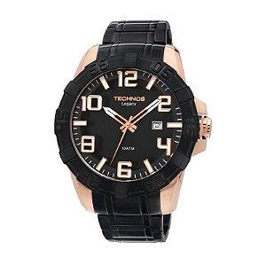 Relógio Technos Masculino Classic Preto Analógico 2315ABK1P