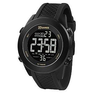 Relógio XGames Masculino Xteel Digital Preto XMNPD001
