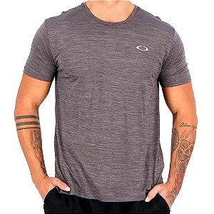 Camiseta Oakley Trn Vapor Essential Ss Cinza Escuro Masculino