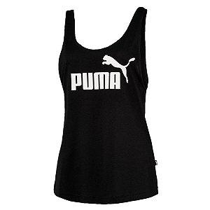 Regata Puma Essentials Preto Feminino