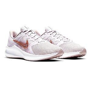 Tenis Nike Downshifter 11 Rosa Feminino
