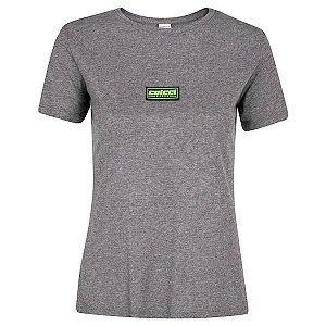 Blusa Colcci New Comfort Cinza/Verde Feminino