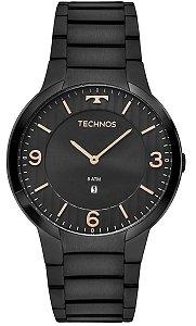 Relógio Technos GL15AM/4P Preto