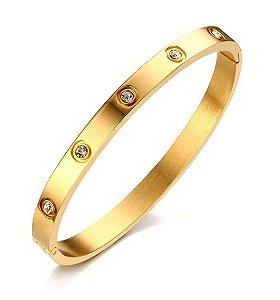 Bracelete Vanglore 1250 Dourado