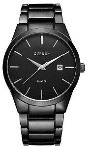 Relógio Curren 8106 Preto