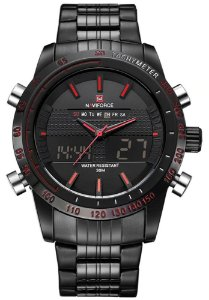 Relógio Naviforce 9024 Preto