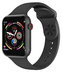 Smartwatch F10 44 mm Preto