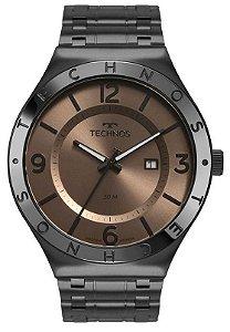 Relógio Technos 2117LBS4M Preto