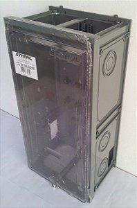 Caixa em Policarbonato para Barramentos modelo 3081/BAR-SUP-INF Strahl