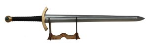 Espada Medieval (Réplica de Madeira)