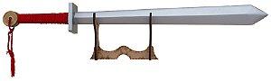 Espada Chinesa Sesshomaru (Réplica de Madeira)