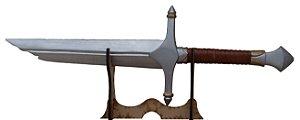 Espada Quebrada Talion Shadow of Mordor (Réplica de Madeira)