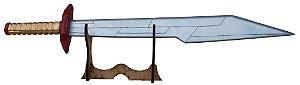 Espadas Gêmeas Thor Ragnarok (Réplica de Madeira)