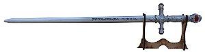 Espada da Grifinória Godric Gryffindor Harry Potter (Réplica de Madeira)