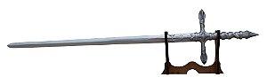 Espada Alucard Castlevania (Réplica de Madeira)