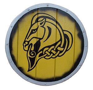 Escudo Skyrim Whiterun (Réplica de Madeira)