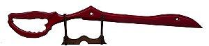 Espada Tesoura Scissor Blade Kill la Kill (Réplica de Madeira)