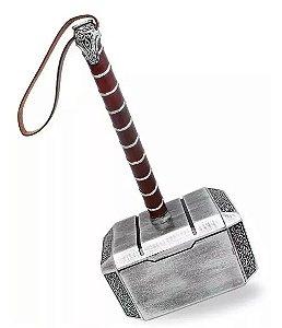 Martelo do Thor - Mjölnir - Replica de Resina e Madeira
