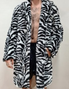 Casaco Zebra