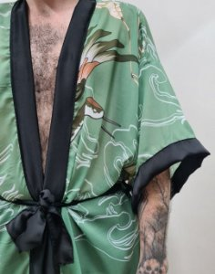Kimono Garça