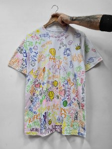 Camiseta Rabisco 2