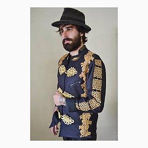 Jaqueta Militar Ouro