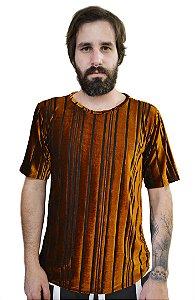 Camiseta Devorê Laranja