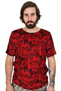 Camiseta Magenta
