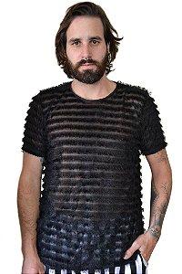 Camiseta Franjas